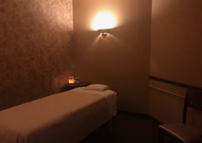 Keep-in-Touch Massage Room at Burnsville, MN
