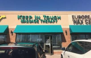 Keep-in-Touch Massage Burnsville, MN location